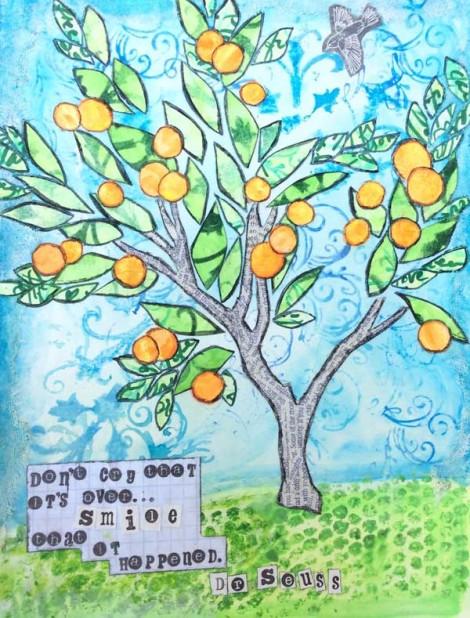 Dr. Suess and Lemon Tree